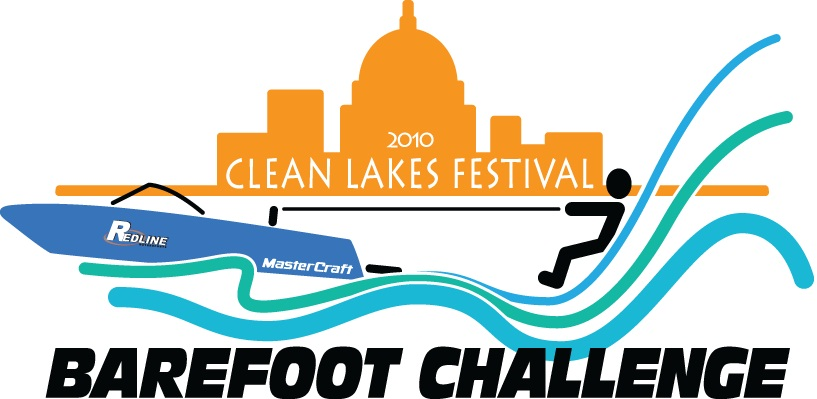 Clean Lakes Festival Barefoot Challenge is thisSaturday!