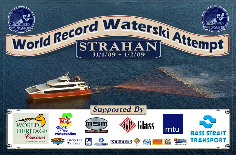 Going for a Record… 122 Peoples, 1 Very Big Boat
